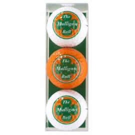 Tres bolas - motivo The Mulligan Ball