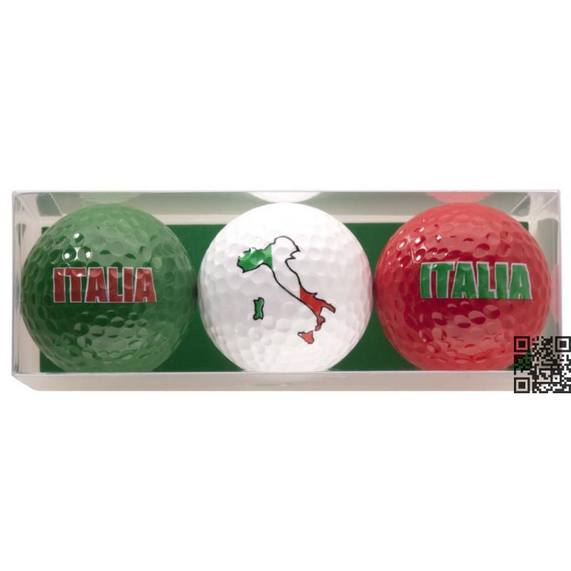 Italia golf ball