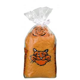 PACK TOALLAS TIGRES naranja
