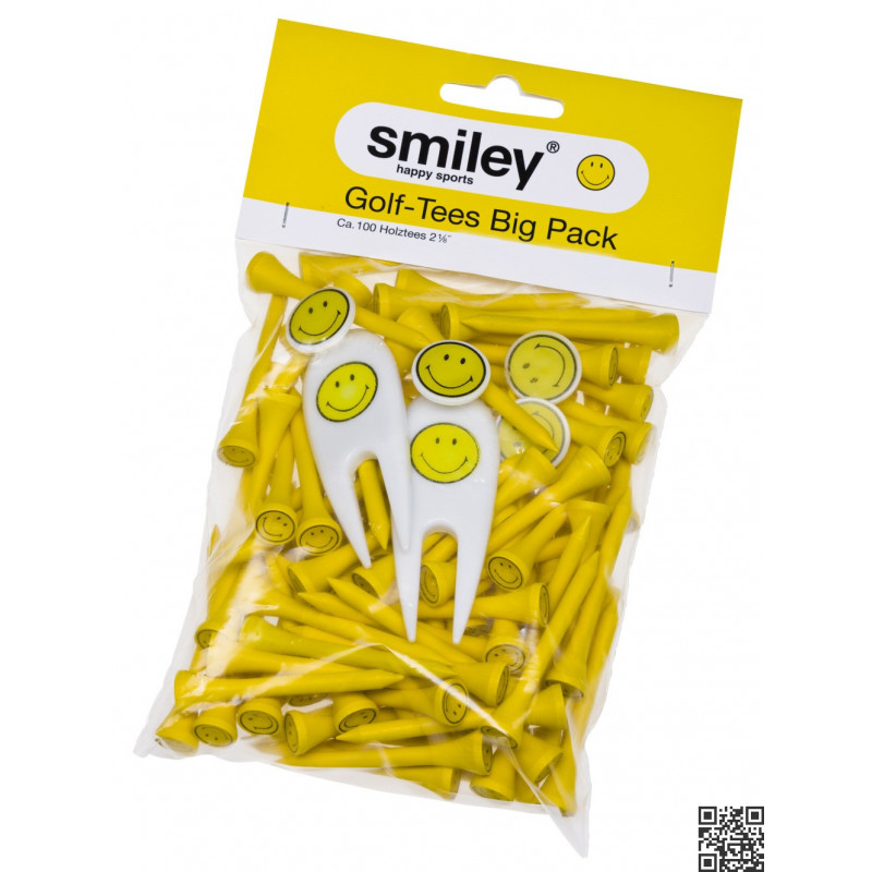 PACK TEES CON SMILEY (Producto original)